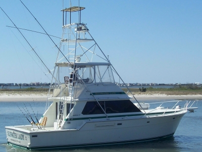 Bluewater Lady Sportfishing Charters