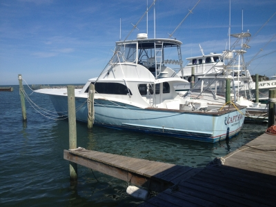 North Carolina Charter Boats