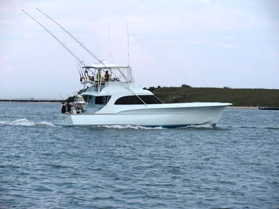 Finish Line Sportfishing