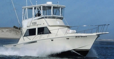 Carolina Beach Charter Boats