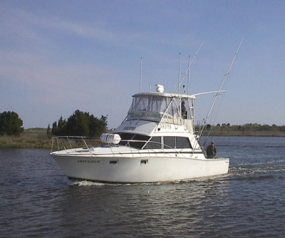 Bald Head Island Charter Boats