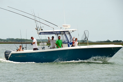Pelagic Hunter Sportfishing