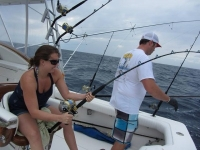 Stolen special need rod and reels lookou - SaltwaterCentral.Com