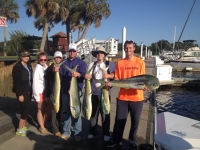 Shrimping around Beaufort nc - SaltwaterCentral.Com