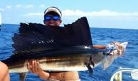 Caught at the atlas - SaltwaterCentral.Com