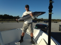 Tarpon in the Cape Fear or Shoals at Bald Head?