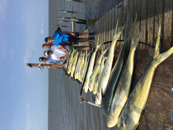 Nc inlet reports for Frying pan tower fishing