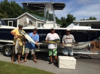Wildlife Commission Announces July 4 as Free Fishing Day - SaltwaterCentral.Com