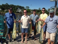 Cape Fear Anglers November meeting