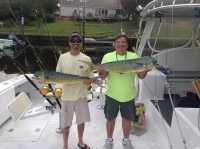 October Cape Fear Anglers Meeting