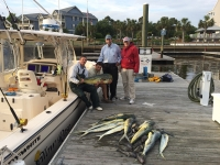 Cape Fear Anglers 7th Annual Spanish Mackerel Tournament - SaltwaterCentral.Com