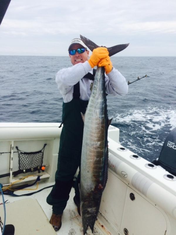 Nc fishing reports for Frying pan tower fishing